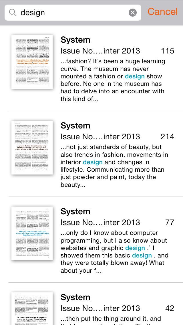 System Magazine screenshot 4