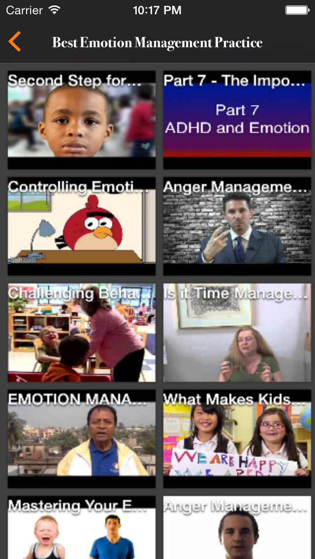 Emotion Management: Everyday Handbook about How to deal with anger, disappointment and sadness screenshot 3
