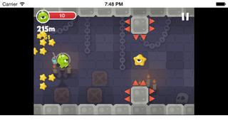 UFO Run - The Castle Tower screenshot 2