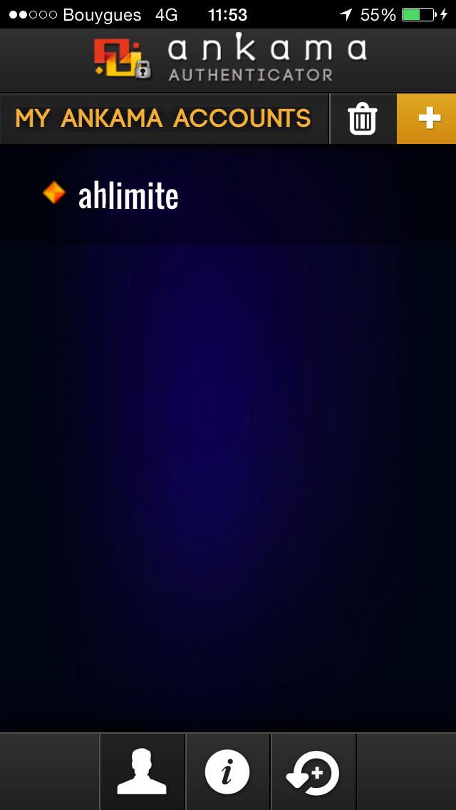 Ankama Authenticator screenshot #3