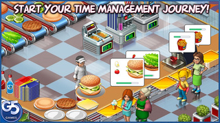 Stand O'Food® City: Virtual Frenzy screenshot 2