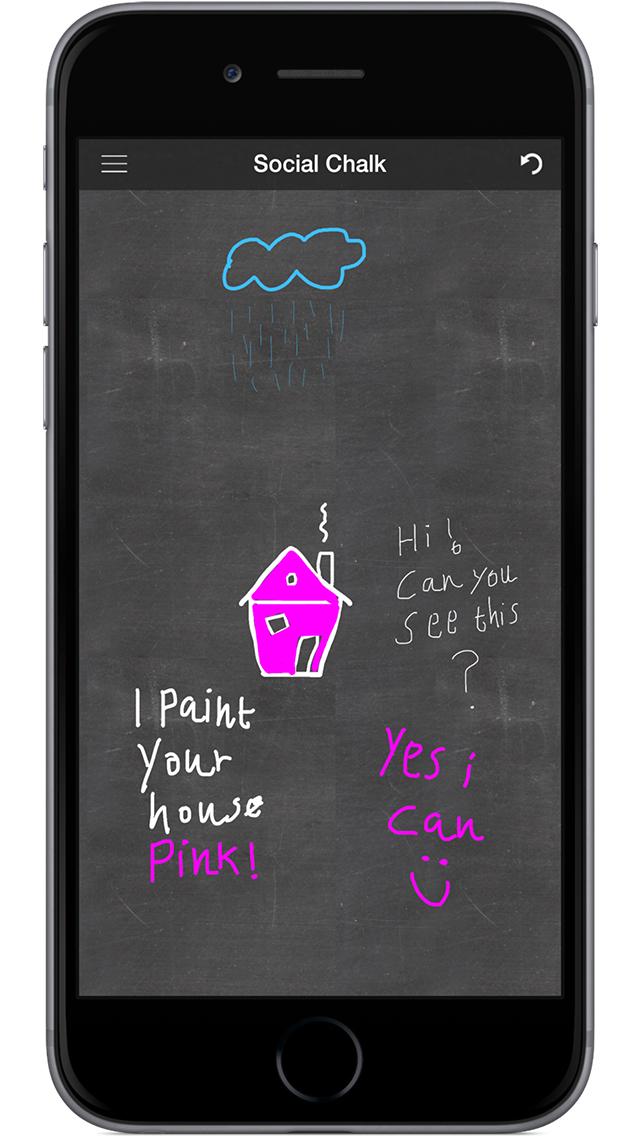 Social Chalk screenshot 4