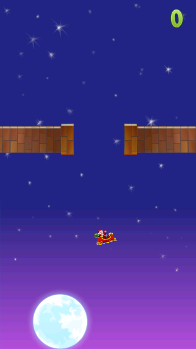 Christmas Santa Smash screenshot 2