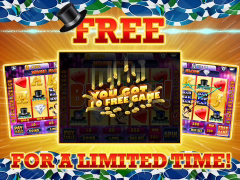 Ace Magic Slots - Jackpot Celebrity Illusion Craft Slot Machine Games Free screenshot 10