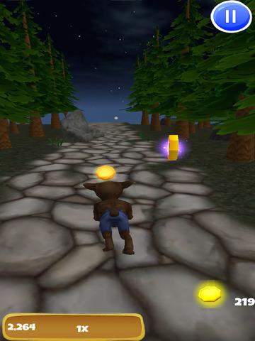 Attack Werewolf 3D: Full Moon Edition - FREE screenshot 7