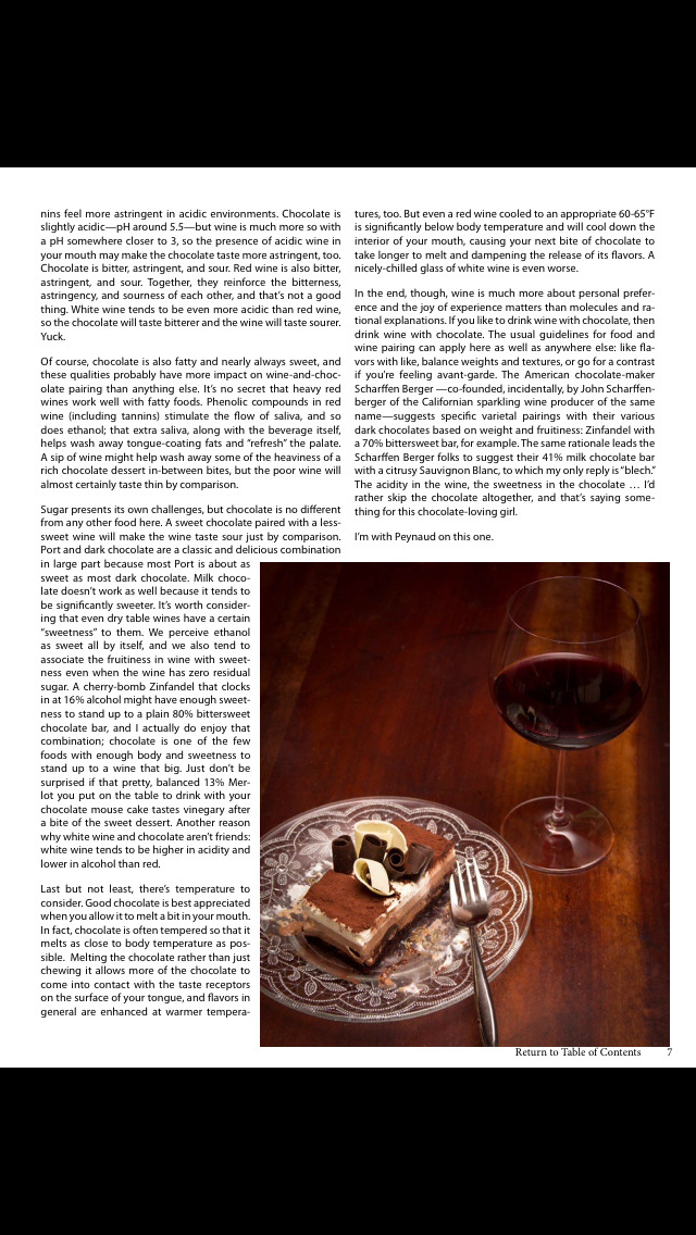 Palate Press screenshot 3