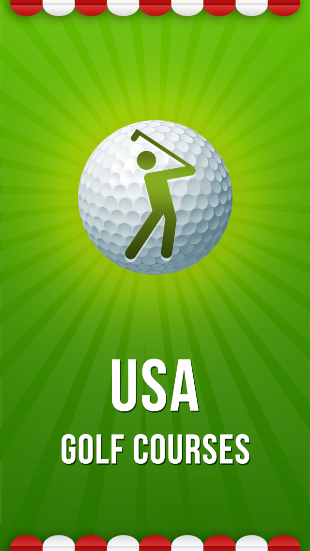 USA Golf Courses screenshot 1