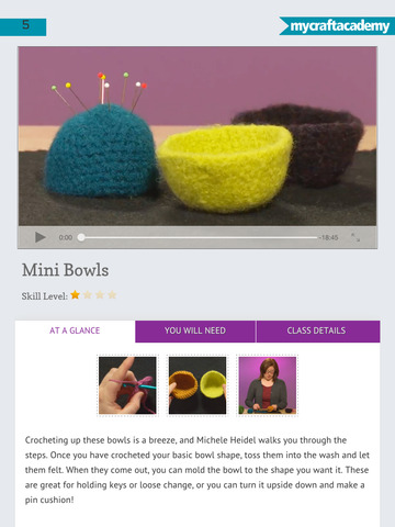 Fun Felting for Beginners screenshot 10