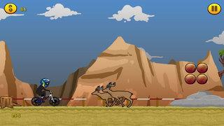 A BMX Stickman Racer - eXtreme Stunts & Tricks Racing Edition screenshot 5