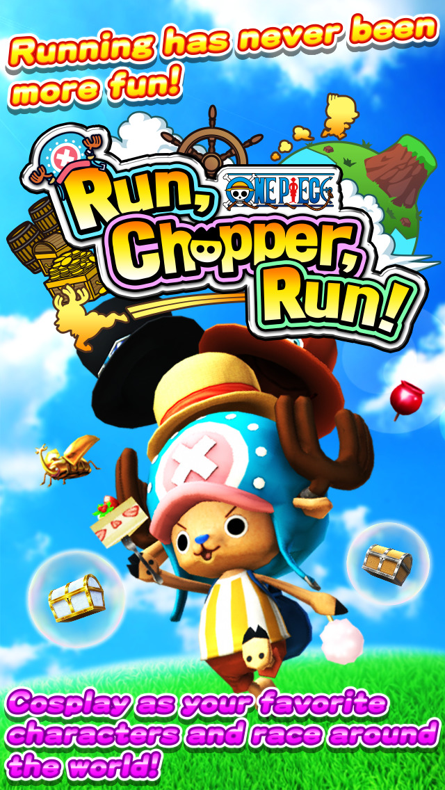 ONE PIECE Run, Chopper, Run! screenshot 1