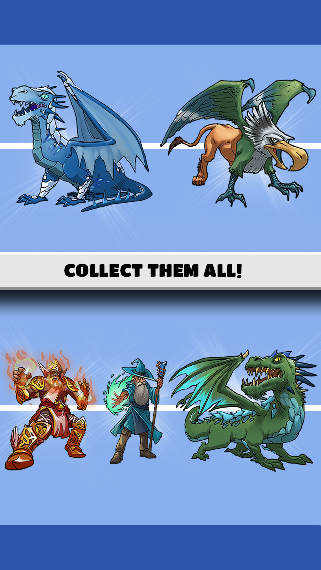 Puzzle Legends: Game of Monsters - by Fun Games For Free screenshot 5