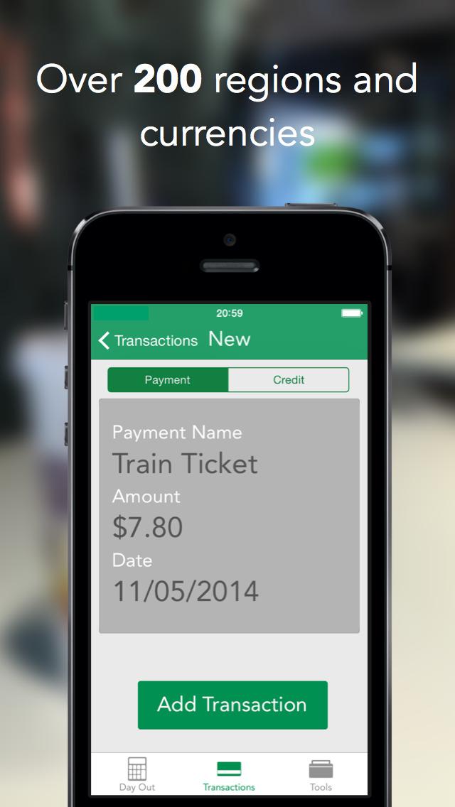 AffordIt - Budget Tracker screenshot 2