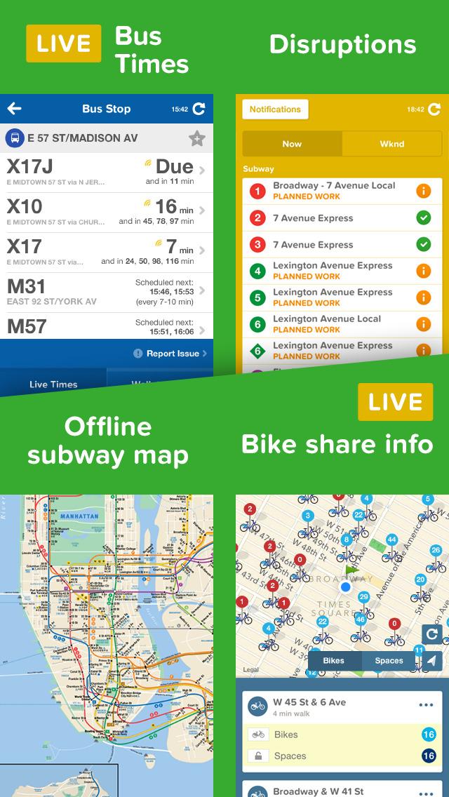Citymapper Transit Navigation screenshot 4
