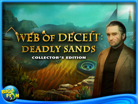 Web of Deceit: Deadly Sands HD - A Mysterious Hidden Object Adventure (Full) screenshot 5