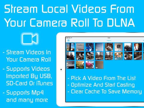 Video & TV Cast for DLNA: Best Browser to stream any web-video on HD-TV displays screenshot 8