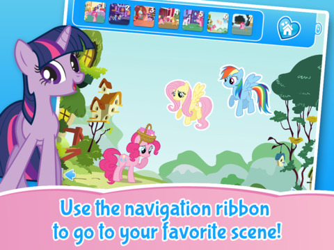 My Little Pony Party of One screenshot #2