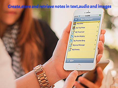 Super Notepad and Memo Pad (Lite version) screenshot 5