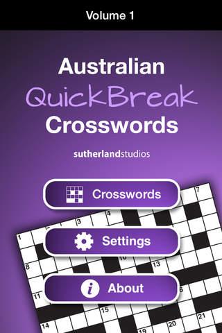 QuickBreak - náhled