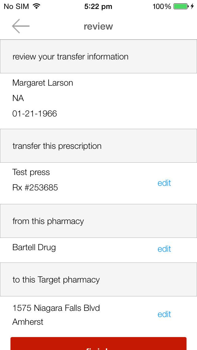 Target Healthful™ screenshot 5