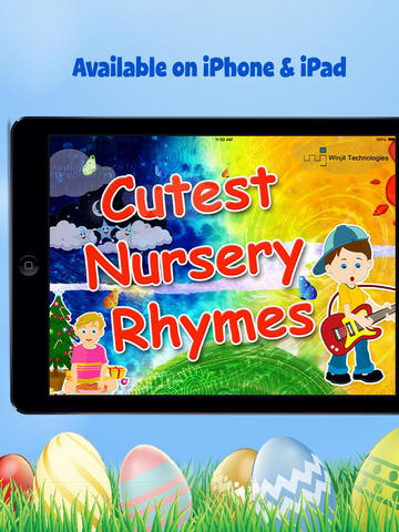 Cutest Nursery Rhymes - náhled