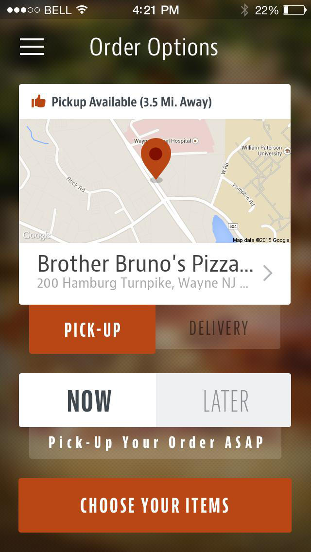 Brother Bruno's Pizza & Deli screenshot 2