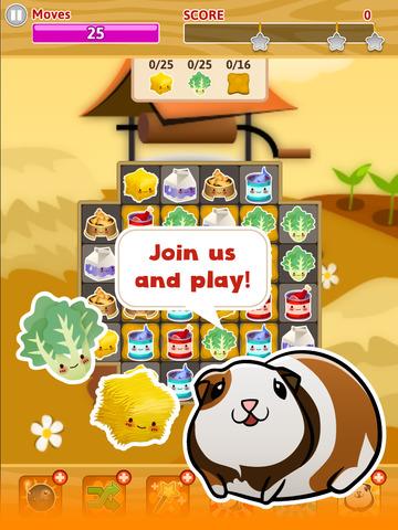 Pet Paradise Story - Match 3 puzzle adventure screenshot 8
