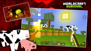 WorldCraft - Survival screenshot 2