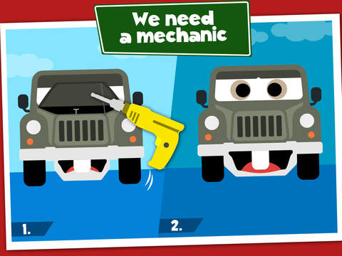 Cars, Trains and Planes Cartoon Puzzle Games Pro screenshot 8