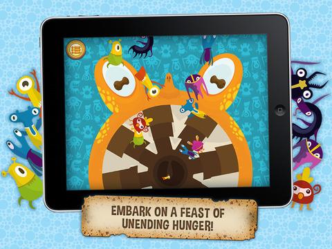 Hungry Monsters - Głodołaki screenshot 6