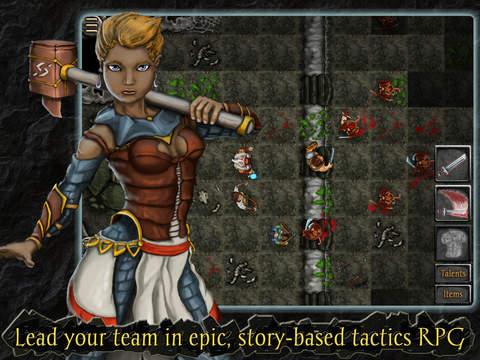 Heroes of Steel RPG screenshot 7