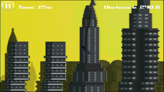 Avatar City :  Fly,  Jump And Swing In The Rope From Tower To Tower Till Dawn screenshot 2