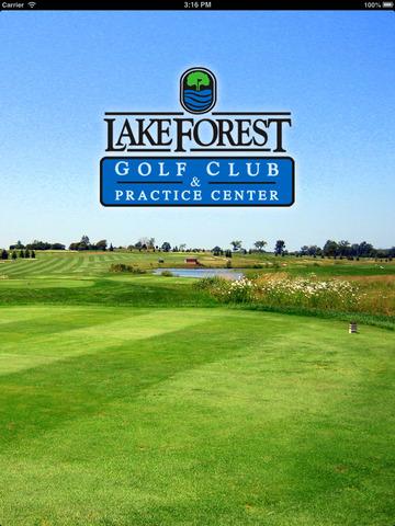 Lake Forest Golf Club screenshot 6