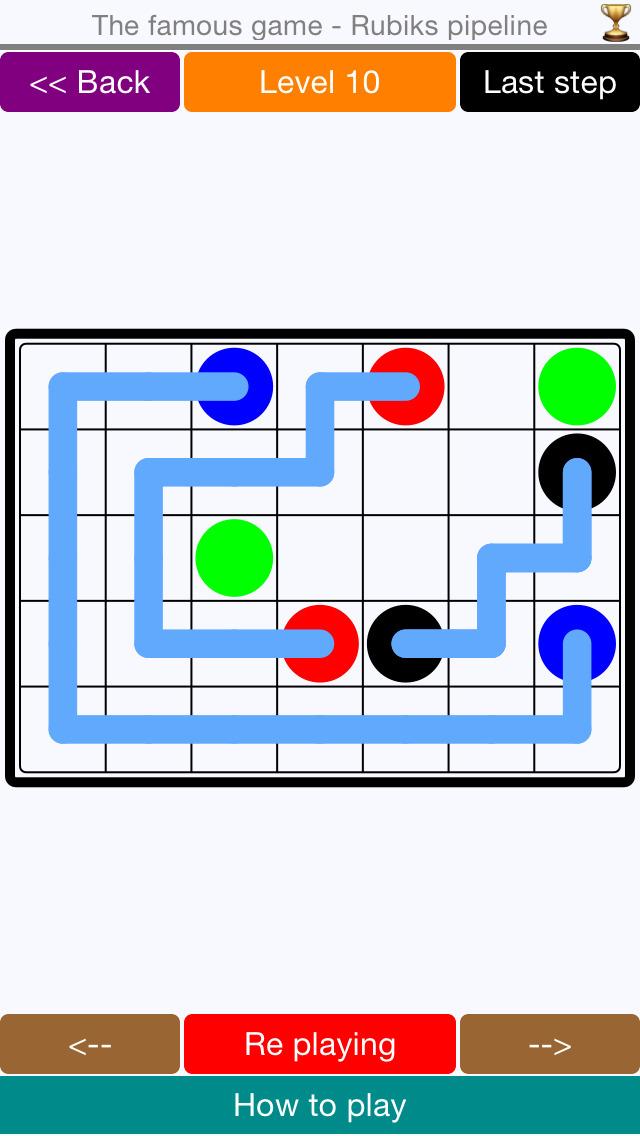 Colored Balls - Game of IQ screenshot 2