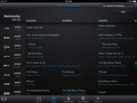 Spectrum TV screenshot 8