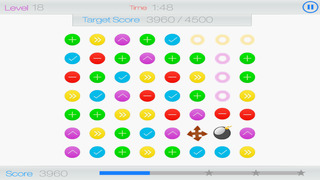 Swap the Dots - Santa's Recommended Time Waster screenshot 3