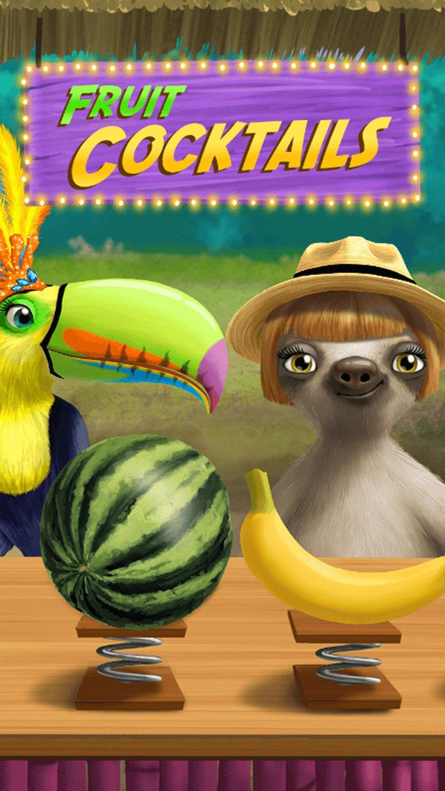 Baby Jungle Animal Hair Salon - No Ads screenshot 5