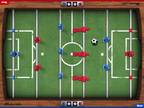 Foosball screenshot 5