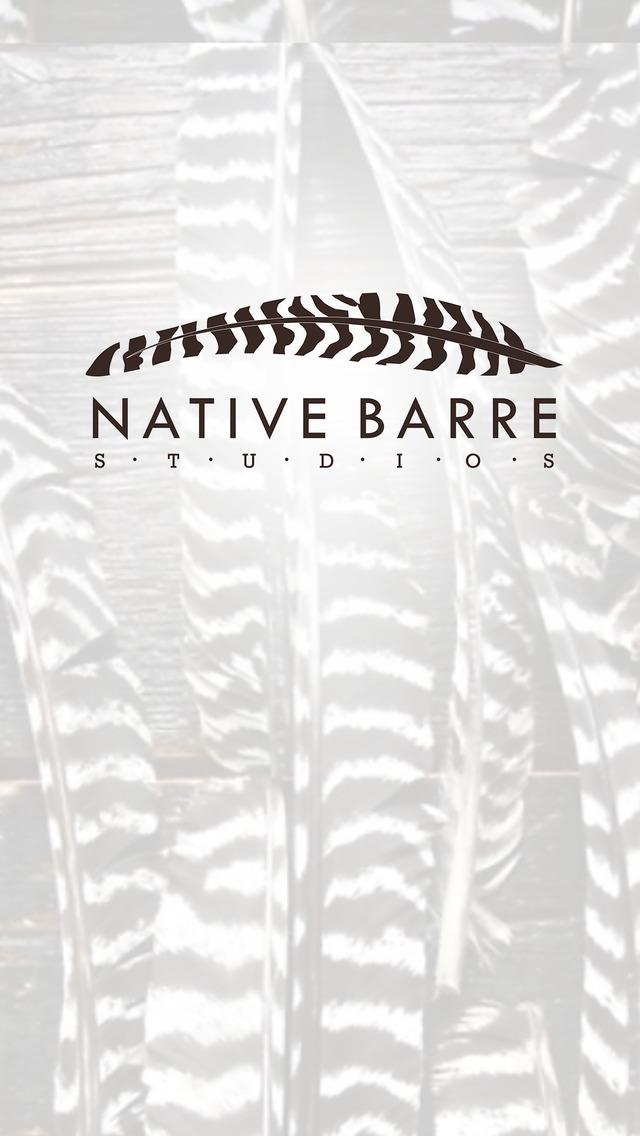 Native Barre Studios screenshot #1