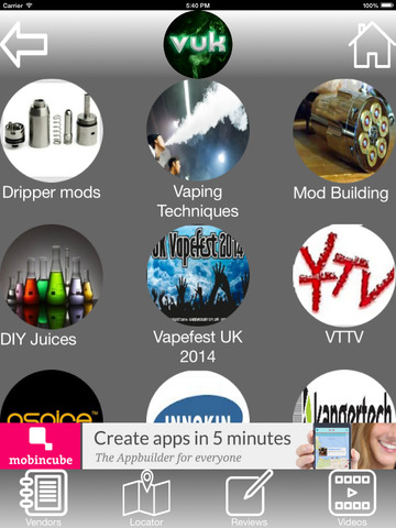 Vaping UK -  vapers to find everything you need screenshot 7