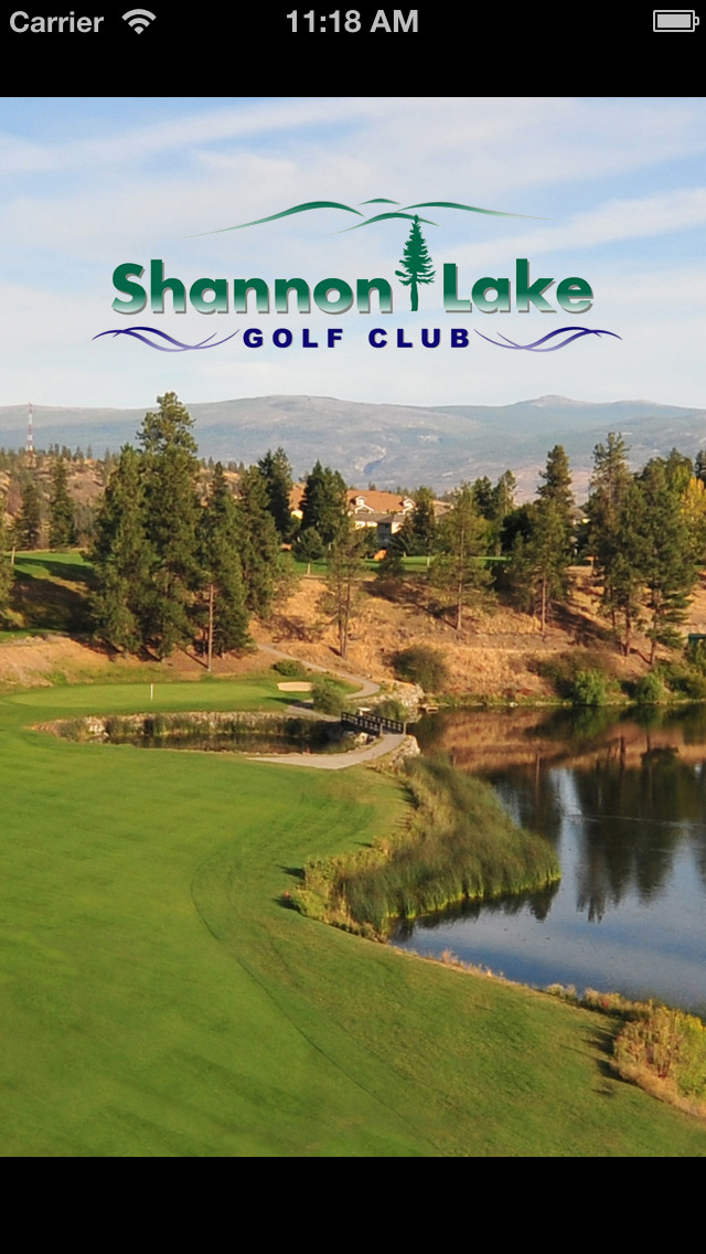 Shannon Lake Golf Club screenshot 1