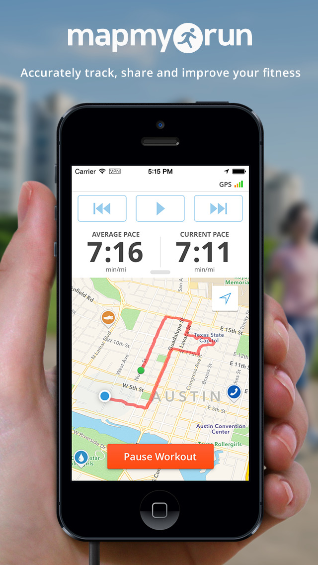 por favor no lo hagas siesta Anoi  Map My Run by Under Armour | Apps | 148Apps