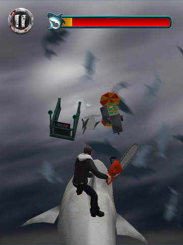 Sharknado: The Video Game screenshot 7