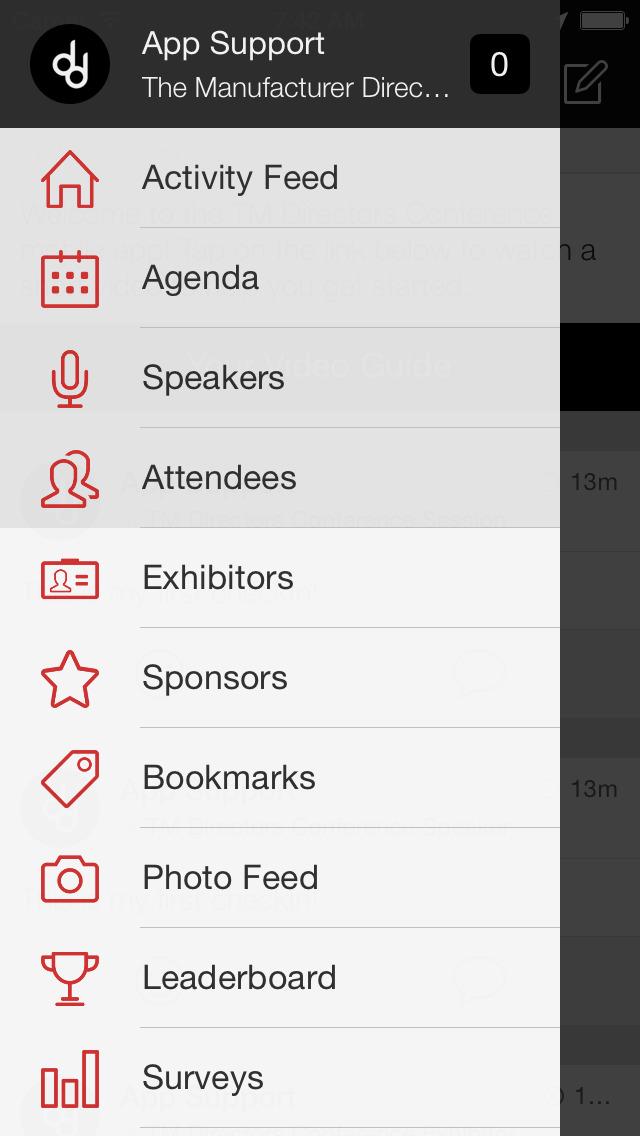 TM Directors' Conference 2014 screenshot 1