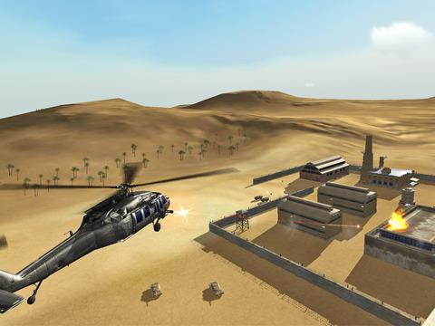 Helicopter Sim Hellfire screenshot 9