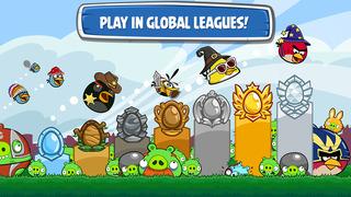Angry Birds Friends screenshot #3