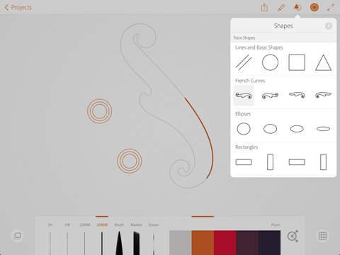 Adobe Illustrator Line screenshot 4