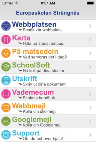 Europaskolan Strängnäs - náhled
