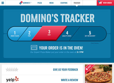 Domino's Pizza USA screenshot 10