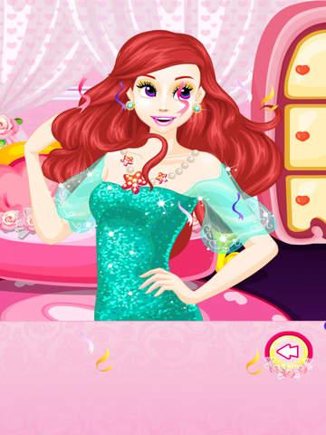 公主婚纱装扮 screenshot 9