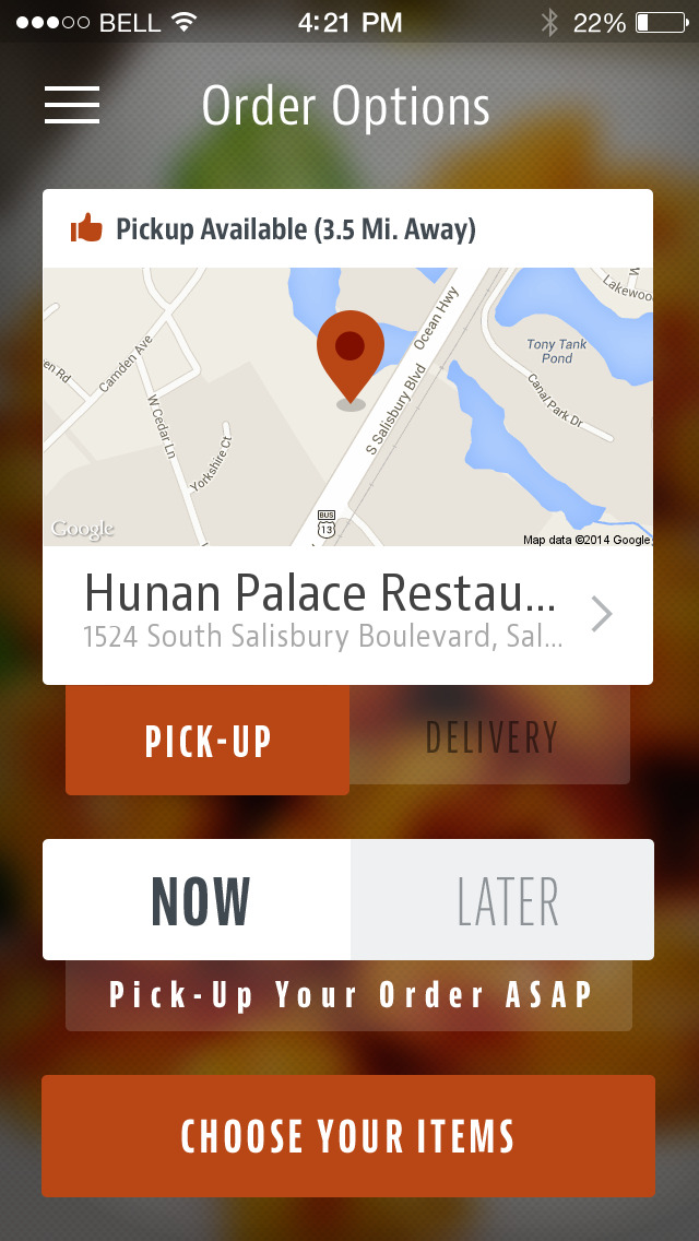 Hunan Palace Restaurant screenshot 2